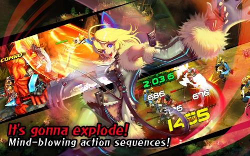 ดาวน์โหลดเกมส์ Kritika Chaos Unleashed