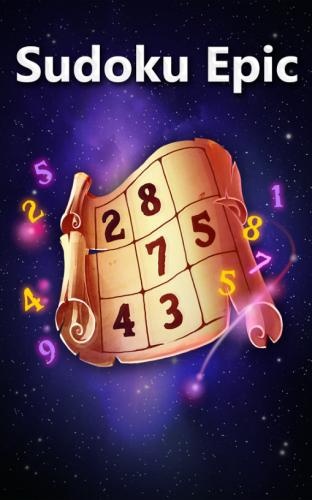 เกมส์ Sudoku Epic