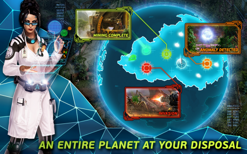 Evolution Battle for Utopia (App เกมส์ Evolution Battle for Utopia) :