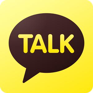 KakaoTalk (App แชทข้อความ) :