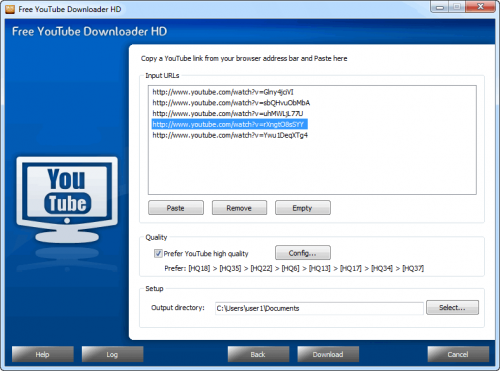 Free YouTube Downloader HD :