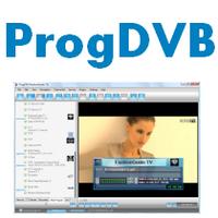 ProgDVB (โปรแกรม ProgDVB ดูหนัง ฟังเพลง ฟังวิทยุออนไลน์) :