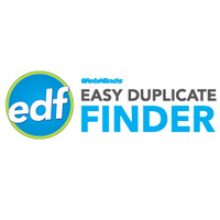 Easy Duplicate Finder (โปรแกรมช่วยหาไฟล์ซ้ำ ลบไฟล์ซ้ำ ในเครื่อง) :