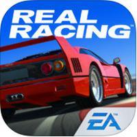 Real Racing 3 (App เกมส์แข่งรถ 3 มิติ มันส์สุดยอด)