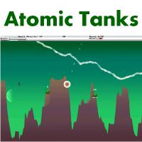 Atomic Tanks (เกมส์ Atomic Tanks  รถถังประจัญบาน)