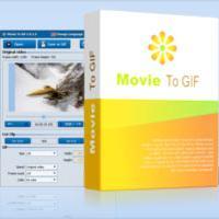 Movie to GIF (โปรแกรมแปลงวีดีโอ เป็นภาพเคลื่อนไหว GIF)