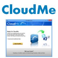CloudMe (โปรแกรม CloudMe ฝากไฟล์ฟรี)