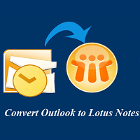 Outlook to Notes (โปรแกรมแปลงไฟล์ ลงฐานข้อมูล)