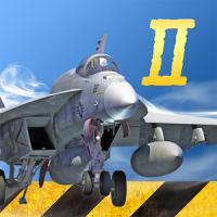 F18 Carrier Landing II (App เกมส์จำลองขึ้นลงเครื่องบิน)