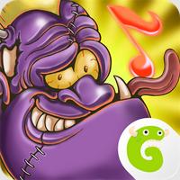 Gocco ZomBeat (App เกมส์ Gocco ZomBeat)
