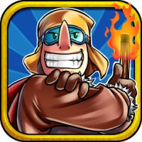 Cannon Crasha (App เกมส์ยิงปืนใหญ่)