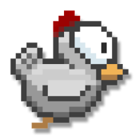Tappy Chicken (App เกมส์ไก่กระโดด)