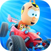Small Furious (App เกมส์ขับรถอนิเมชั่น)