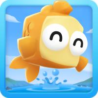 Fish Out Of Water (App เกมส์ปลากระโดด)
