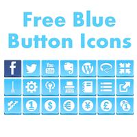 Free Blue Button Icons (โปรแกรมเปลี่ยนไอคอน)