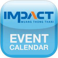 IMPACT Muang Thong Thani (App อิมแพ็ค ตารางการจัดงาน แสดงสินค้า)