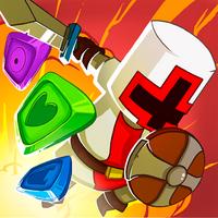 Horde of Heroes (App เกมส์ฮีโร่เรียงเพชร Horde of Heroes)