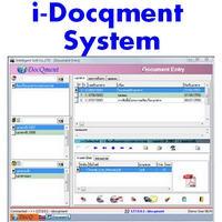 i-Docqment System (โปรแกรม จัดเก็บเอกสาร อิเล็กทรอนิกส์ ทุกประเภท) :