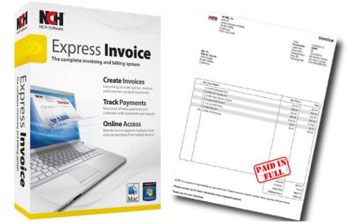 โปรแกรมออกใบกำกับภาษี Express Invoice