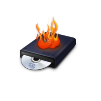 All Free Disc Burner (โปรแกรมไรท์แผ่น CD DVD) :