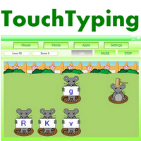 TouchTyping 2010 (โปรแกรม Touch Typing พิมพ์สัมผัส) :