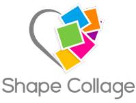 Shape Collage (โปรแกรม Shape Collage ตกแต่งรูป ฟรี) :