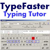TypeFaster Typing Tutor (โปรแกรมพิมพ์ดีด เพิ่มทักษะการพิมพ์) :