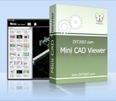 Mini CAD Viewer (โปรแกรม เปิดดูไฟล์ AutoCAD แจกฟรี) :