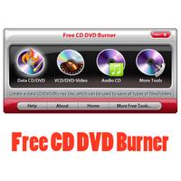 Free CD DVD Burner (โปรแกรม Free CD DVD Burner เบิร์นแผ่น) :