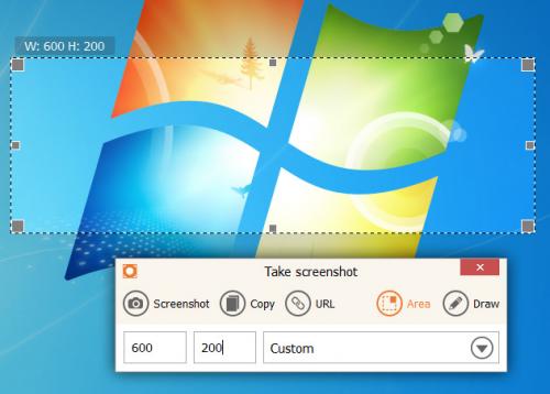 โปรแกรมจับภาพหน้าจอ Icecream Screen Recorder