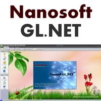 Nanosoft GL.NET (โปรแกรมบัญชีแยกประเภท) :