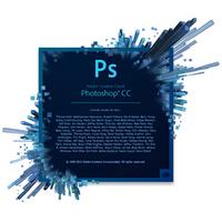 Adobe Photoshop (โหลดโปรแกรมโฟโต้ชอป) :