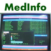 MedInfo (โปรแกรม MedInfo บริหารคลินิกบน DOS) :