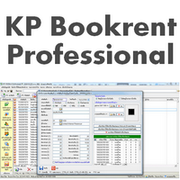 KP Bookrent Professional (โปรแกรม KP Bookrent Professional จัดการระบบ ร้านเช่าหนังสือ) :
