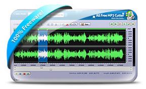 โปรแกรมทำเพลง All Free MP3 Cutter