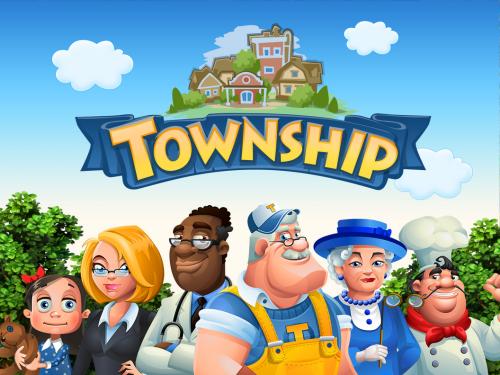 เกมส์ทำสวน Township