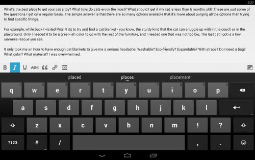 App จัดการเว็บไซต์สำเร็จรูป WordPress for Mobile