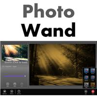 PhotoWand (โปรแกรมแต่งภาพ บน Windows 8 ฟรี) :
