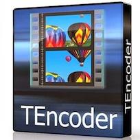 TEncoder (โปรแกรม TEncoder แปลงไฟล์และตัดต่อวีดีโอ ฟรี) :