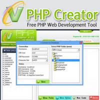 PHP Creator (โปรแกรมช่วยสร้าง เขียนโค้ด PHP) :