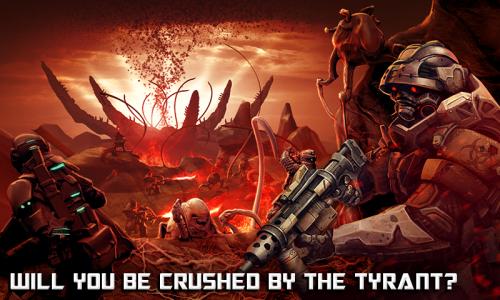 Tyrant Unleashed (App เกมส์การ์ดจักรกลสุดล้ำ) :