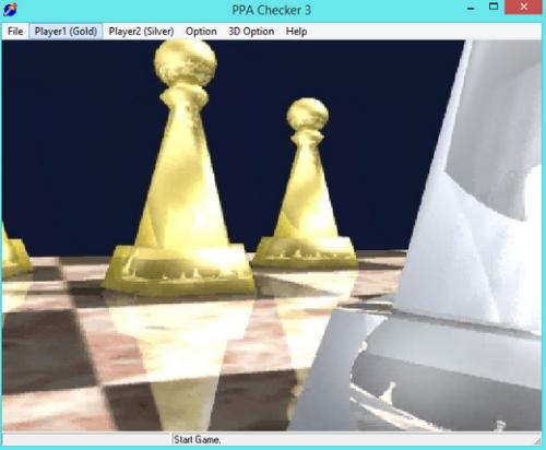 โปรแกรมหมากฮอส PPA Checker 3