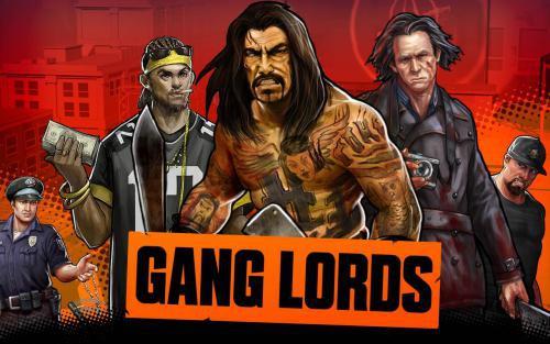 เกมส์แบ่งข้างยิง Gang Lords