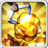 Gold Miner (App เกมส์รถเหมืองขุดทองล่าสมบัติ)