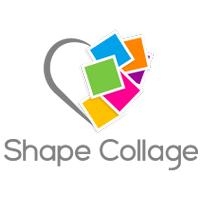 Shape Collage (โปรแกรม Shape Collage ตกแต่งรูป ฟรี)