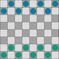เกมส์หมากฮอสไทย (เกมส์ Turtle Thai Checkers บน PC)