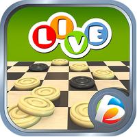 checkers (เกมส์ checkers หมากฮอส HD)