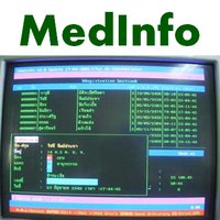 MedInfo (โปรแกรม MedInfo บริหารคลินิกบน DOS)