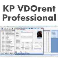 KP VDOrent Professional (ระบบร้านเช่าวีซีดี ระบบร้านเช่าวีดีโอ ร้านเช่าดีวีดี)