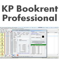 KP Bookrent Professional (โปรแกรม จัดการระบบ ร้านเช่าหนังสือ)